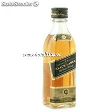 Whisky Johnnie Walker Etiqueta Negra 5cl