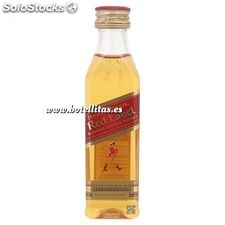 Whisky Johnnie Walker Etiqueta Roja 5cl