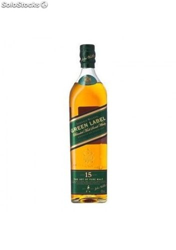 Whisky Johnnie Walker Green 70 cl