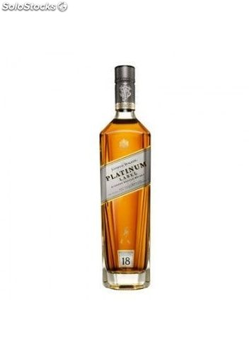 Whisky Johnnie Walker Platinium 18YO 100 cl