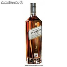 Whisky Johnnie Walker Platinum Label 18 años 1Litro