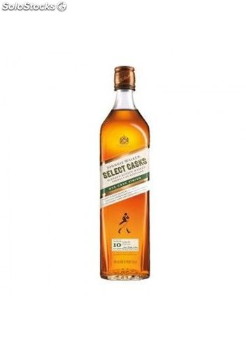 Whisky Johnnie Walker Select Casks 10 Yo 70 cl