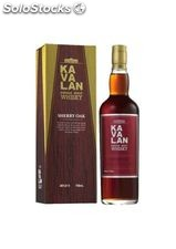Whisky Kavalan Sherry rovere 70 cl