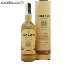 Whisky Knockando 12 años 70 Cl.