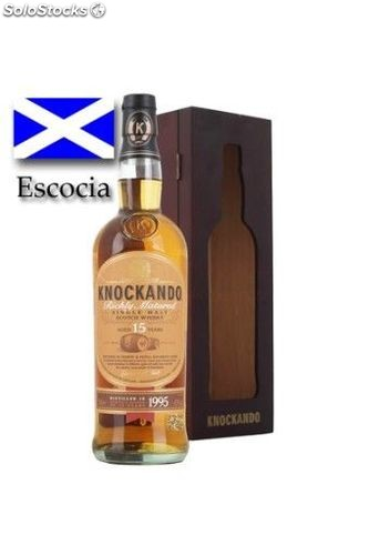Whisky Knockando 15 Yo 70 cl
