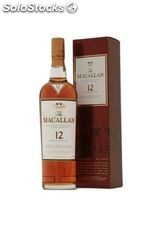 Whisky Macallan 12 Yo Sherry Oak 70 cl