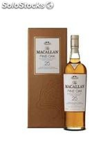 Whisky Macallan 25 Yo Fine Oak 70 cl
