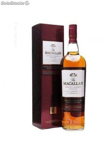 Whisky Macallan Makers édition 70 cl
