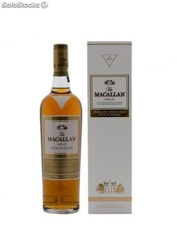 Whisky Macallan or 70 cl