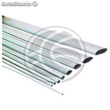 White heat shrink tubing of 3.2 mm roll of 3m (FN43)