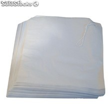 White Paper Bags - 175x175mm (Pack 1000)