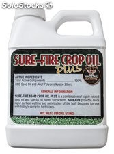 Whitetail Institute Sure-Fire Seed Oil Plus Food Plot Herbicide, 1 Pint