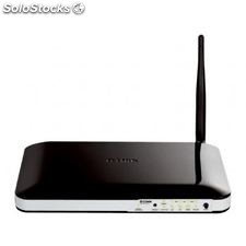 Wifi d-link 3G router N150 4P 10-100