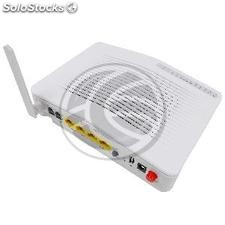 Wifi Router Fiber Optic ftth epon supports voip ge fe model FHR2421K (RN72)