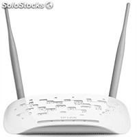 Wifi tp-link WA801ND p.Acceso n 300 2T2R 2.4dBi PoE qss