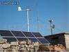 Wind and solar power introduced