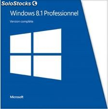 Windows 8.1 Professionnel - Version digitale