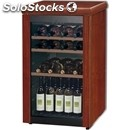 Wine cabinet display cooler - mod. vinoeuropa221 - temperature °c +2/+10 -