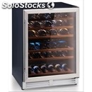 Wine display cooler - 1 zone - mod. ca51 - temperature +5/+22 °c - digital touch