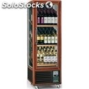 Wine display cooler - mod. enoteca451tv3 - temperature °c +5/+9/+18 - dimensions