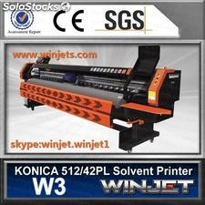WinJET solvent printer konica printhead 512-1024 from (1)