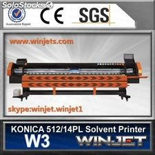 WinJET solvent printer konica printhead 512-1024 from (2)