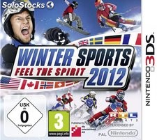 Winter sports 2012 feel the spirit/3DS
