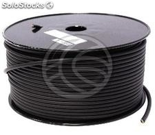 Wire coil speaker audio 100m 2x0.75mm 18GA (XP60)
