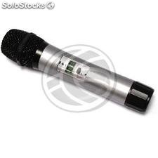 Wireless Microphone uhf 825-849.75 MHz group G2 (XW11)