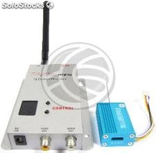 Wireless transmitter video and audio of 2.4 GHz and 10 mW (VX41)