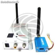 Wireless transmitter video and audio of 2.4 GHz and 100 mW (VX42)