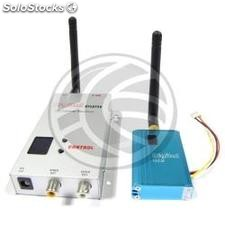 Wireless transmitter video and audio of 2.4 GHz and 700 mW (VX43)
