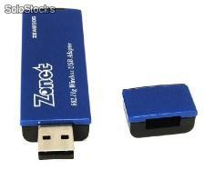 Wireless usb adaptor 54mbps zew2505