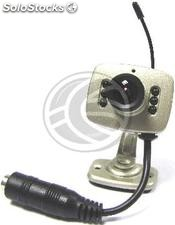 Wireless Video Camera with 2.4 GHz RF and audio stand (CV83)