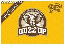WIZZ'UP Amendoim doce Francês