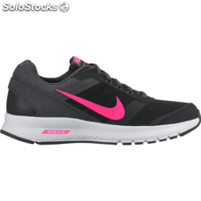 Wmns air relentless 5 black/hyper pink anthrct white mujer 6