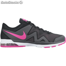 Wmns air sculpt tr 2 black/pink pow dark grey white mujer 6