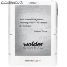 Wolder mibuk imagine - lector ebook - 4 gb - 6""