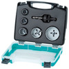 Wolfcraft Set sierras de corona Electricity and Sanitary 6 uds 3764000