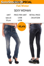 Woman/Frau Jeans Fall/Wint. 'Sexy woman'