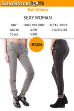 Woman/ Frau Pants, Fall/Wint., 'Sexy woman'