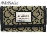 Women and men's Guess wallets