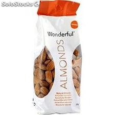 Wonderf. Amandes naturel 200G