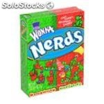 Wonka wild about nerds watermelon & wildcherry 46.7G