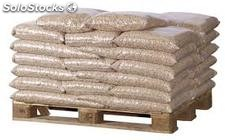 Wood Pellet Din plus/EN plus-A1 Wood Pellet Packed 15 kg