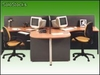 Workstations - Muebles de oficina - Areas