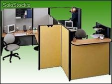 Workstations - Muebles de oficina - Linea OFFIBOX