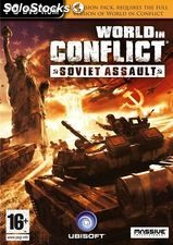 World In Conflict Soviet Assault Expansion PC