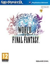 World of final fantasy/ps vita