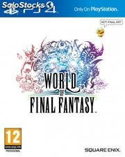 World of final fantasy/PS4